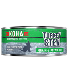 Koha Cat Turkey Stew 5.5 oz