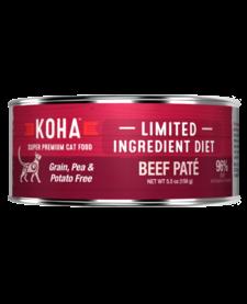 Koha LID Beef Pate 5.5 oz
