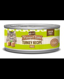 Merrick Cat Turkey Pate 5.5 oz