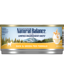 Nat Balance LID Duck & Pea 5.5oz