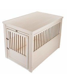 New Age Pet®  InnPlace™ Dog Crate - Antique White Small