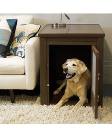 New Age Pet®  InnPlace™ Dog Crate - Russet Small