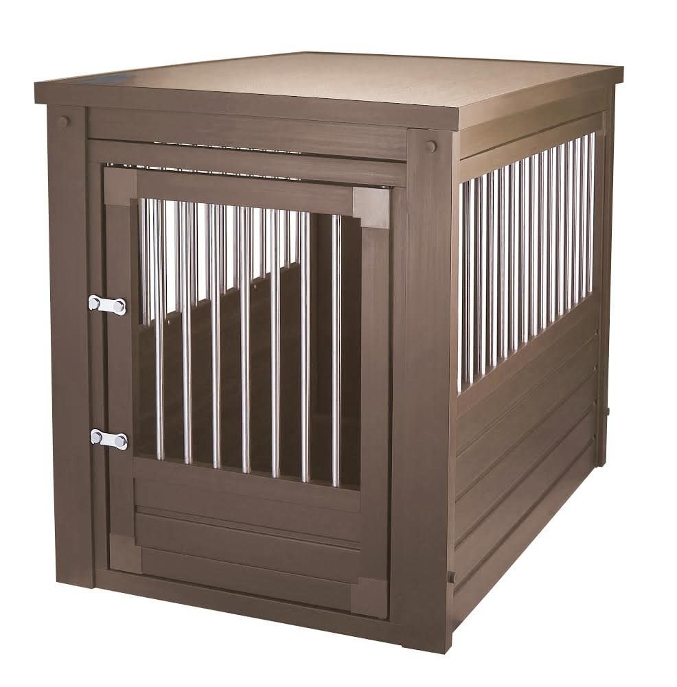 New Age Pet New Age Pet®  InnPlace™ Dog Crate - Russet Small