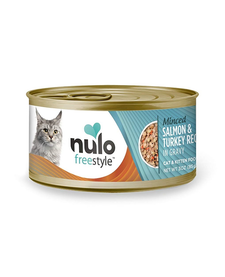 Nulo Freestyle Cat Minced Salmon/Turkey 3 oz