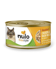 Nulo Freestyle Cat Shred Chicken/Duck 3 oz