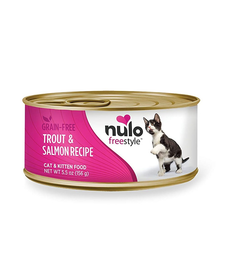 Nulo Freestyle Cat Trout & Salmon 5.5oz