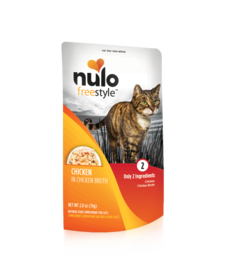 Nulo Freestyle Cat Chicken in Chicken Broth 2.8 oz