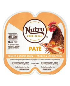 Nutro Perfect Portions Chk/Shrimp 2.6oz