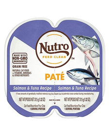 Nutro Perfect Portions Salm/Tuna 2.6 oz
