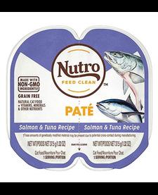 Nutro Perfect Portions Salmon & Tuna 2.6 oz