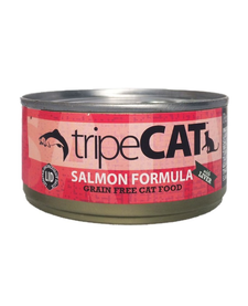 PetKind Cat Salmon Tripe 5.5oz Case