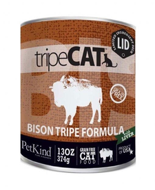 Petkind Tripe Cat Bison 13oz