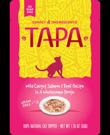 Tapa Salmon/Beef 1.76 oz