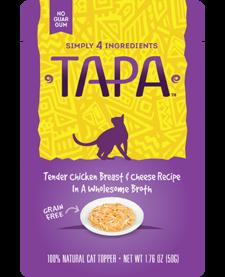 Tapa Chicken/Cheese Topper 1.76oz