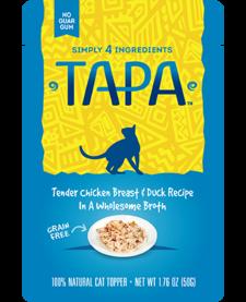 Tapa Cat Chicken/Duck 1.76 oz