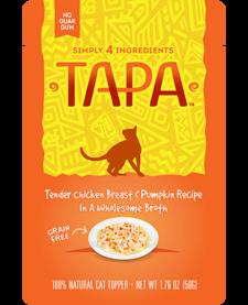 Tapa Chk/Pumpkin 1.76 oz