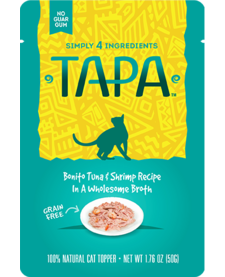 Tapa Tuna/Shrimp 1.76 oz Case