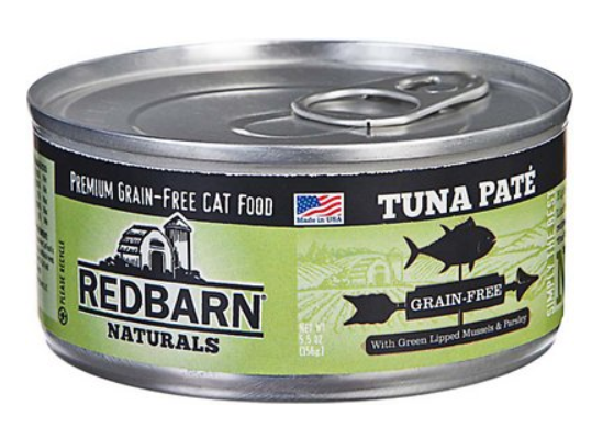 Redbarn RedBarn Naturals GF Tuna Pate 5.5 oz Case