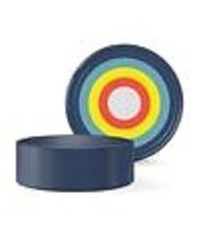 Pet Shop Bulls Eye Bowl LG