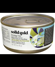 Solid Gold Cat Evening Tide 3 oz