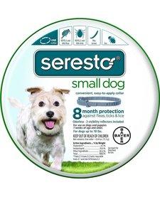 Seresto Small Flea & Tick Collar Dog