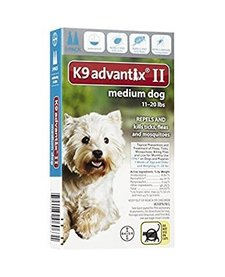 Advantix II Dog MD 2 pk