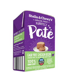 Stella & Chewy Cat Chicken Pate 5.5 oz Case