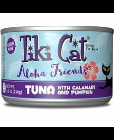 Tiki Aloha Friends Tna, Clmri, Pmkn 5.5oz