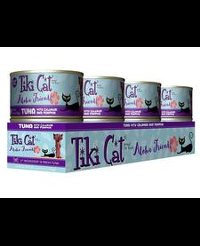 Tiki Aloha Friends Tuna/Calimari 5.5 oz Case