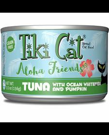 Tiki Aloha Friends Tna, Ocnfsh, Pmkn 5.5oz