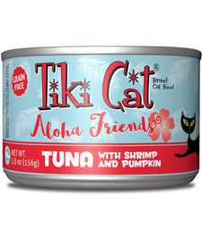 Tiki Aloha Friends Tna, Shmp, Pmkn 5.5oz