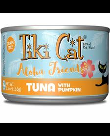 Tiki Aloha Friends Tuna, Pumpkin 5.5oz