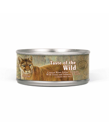 Taste of The Wild Canyon River Trout & Salmon 5.5oz Case
