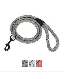 Kurgo Back Bay Leash Black