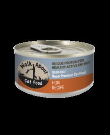 Walk About Cat Hoki 3.5 oz Case