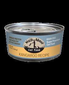 Walk About Cat Kangaroo 3.5 oz Case