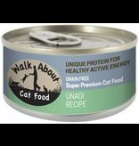 Walk About Walk About Cat Unagi 3.5 oz Case