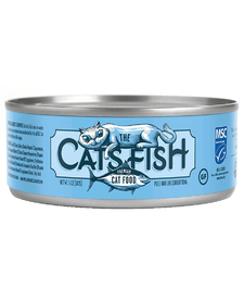 The Cats Fish Tuna 5.5 oz