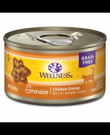 Wellness CH Gravies Chicken 3 oz