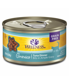 Wellness CH Gravies Tuna 3 oz