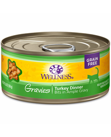 Wellness CH Gravies Turkey 5.5 oz