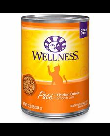 Wellness Cat Chicken Pate 12.5oz