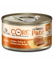 Wellness Core Chicken & Turkey Pate 3 oz