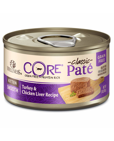 Wellness Core Kitten Turk/Chk Liver 3 oz