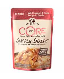 Wellness Core Simply Shreds Slm/Tna 1.75 oz