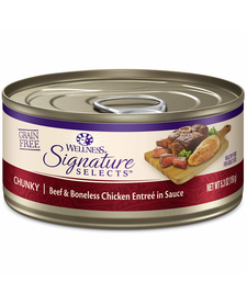 Wellness Signature Beef/Chk 5.3 oz