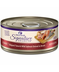 Wellness Signature Tuna/Salm 5.3 oz