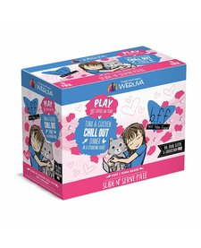 Weruva BFF PLAY! Chill Out 3 oz Case