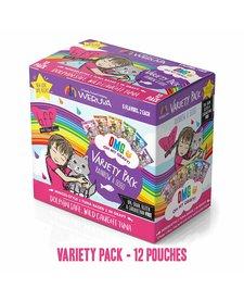 Weruva OMG 3 oz Pouch Variety Pack