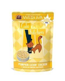 Weruva CITK Pumpkin Lickin' Chicken 3oz